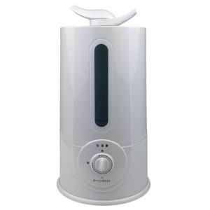 超音波式加湿器 【4L/8~12畳向け】 連続使用時間約12時間 安全機能付き画像3