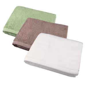 泉州の高級バスタオル 【若草色】 60cm×130cm 綿100% 日本製