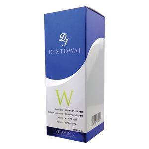 DIXTOWAJ 美容液W 【紫外線が気になる方に】 55ml入り ローヤルゼリー・コラーゲン・ヒアルロン酸配合 日本製
