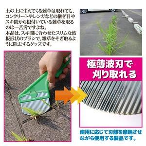 雑草ブラシの紹介画像3