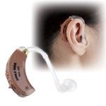 耳かけ集音器 【左右両耳対応】 音量調整ダイヤル付き 『快聴』