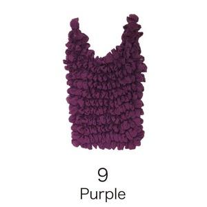 EC‐1絞バッグ小 Purple