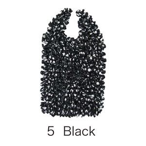 HAM-9絞りバッグ Black