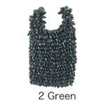 HAM-11絞りバッグ Green