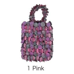 HAM−12絞りバッグ Pink