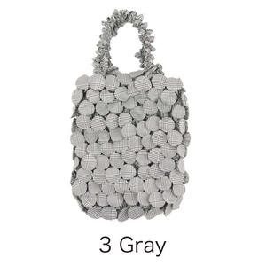 HAM−12絞りバッグ Gray