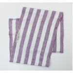 fuwa・fuwanoボディタオル 紅紫の画像