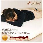comfos (コンフォス) 低反発マットレス 8cm セミダブル  税込: 7,980円