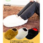 fashy(ファシー)社製 アニマルフットウォーマー(湯たんぽ)パンサー(NT) ブラック