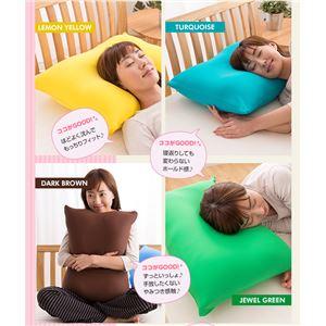 天使の休日 くつろぎピロー(枕) ピーチピンク 日本製
