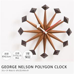 GEORGE NELSON POLYGON CLOCK ジョージ・ネルソン ポリゴンクロック
