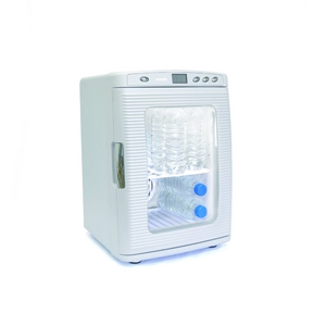 VERSOS(ベルソス) 25リットル冷温庫 ホワイト VS-401 - 拡大画像