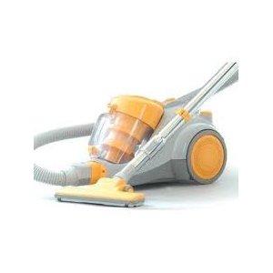 サイクロン掃除機 サイクロニックマックス ピュア VS-5000 オレンジ - 拡大画像