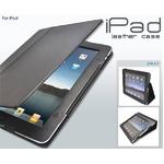 iPad ケース 2WAY 高級感のあるレザー調