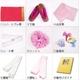 ★雑誌掲載★浴衣10点セット レトロブラックに咲くピンク薔薇姫 写真3