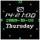 【小型カメラ】腕時計型 ビデオカメラ激安! LCDシルバー時計型★800万画素! 写真3