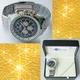 【小型カメラ】腕時計型 ビデオカメラ激安!本格的クロノグラフ型 写真3