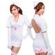 コスプレ ナース制服ワンピ5点セット 看護婦のコスチューム 写真2