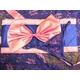コスプレ 全レース紫色の豪華着物 浴衣 和物 - 縮小画像4