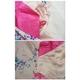 コスプレ ピンクセット 豪華な花柄着物 浴衣 - 縮小画像4
