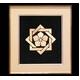 坂本 龍馬の家紋刺繍額 - 縮小画像1
