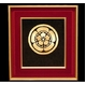 織田信長の家紋刺繍額 - 縮小画像1