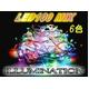 ★正規品★LEDイルミネーション100球 ミックス6色 50本連結可能 - 縮小画像1
