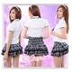 コスプレ フリルスカートの学生服*セーラー服*OL服 - 縮小画像2