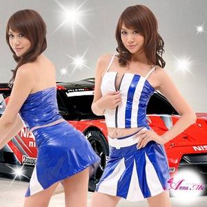 コスプレ 2011新作 セクシーミニスカレースクィーン - 拡大画像