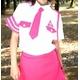 コスプレ 2011新作 セクシーピンクミニスカポリス5点セット - 縮小画像3