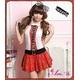 コスプレ 2011新作 セクシーミニスカ女子高生セーラー服セット - 縮小画像3