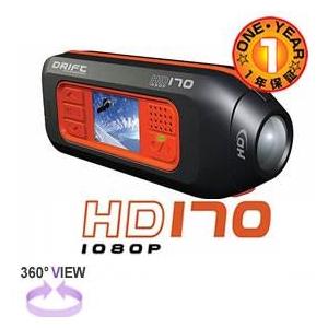 オンボードカメラ/ヘルメットカメラ Drift HD170 アクションカメラ