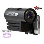 オンボードカメラ ヘルメットカメラ ハイビジョンビデオカメラ ContourHD 1080p ハイビジョンビデオカメラ