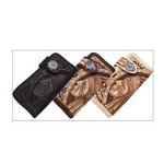 カービング ウォレット プレミアムシリーズ レザー 財布 ブラック ライダーB1