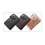 カービング ウォレット プレミアムシリーズ レザー 財布 ブラウン ライダーR1