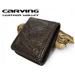 カービング ウォレット プレミアムシリーズ レザー 財布 ライダーH1