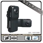 小型カメラ 4GMicroSDカード付き親指サイズミニDVプラスチック製 小型カメラ