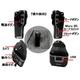 小型カメラ 4GMicroSDカード付き親指サイズミニDVプラスチック製 小型カメラ - 縮小画像2