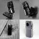 小型カメラ 4GMicroSDカード付き親指サイズミニDVプラスチック製 小型カメラ - 縮小画像5