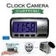 小型カメラ 動体検知機能置き時計カメラ 4GMicrSDカード付き - 縮小画像1