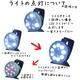 ダイナモ LEDライトランタン 太陽光ソーラーとダイナモ手回し発電搭載 手巻き発電 - 縮小画像4