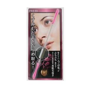 顔用うぶ毛抜き スキンクリーニング ツイーザー KG1200 - 拡大画像