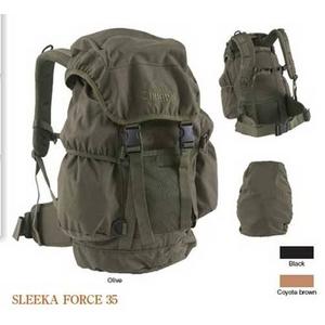 Snugpak(スナグパック) SLEEKA FORCE 35 Olive - 拡大画像