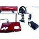 ワイヤレス赤外線LEDカメラセット 音声マイク搭載SDカード録画機能 4チャンネル受信 FS-WRC100 - 縮小画像2
