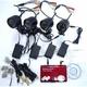 ワイヤレス赤外線LEDカメラセット 音声マイク搭載SDカード録画機能 4チャンネル受信 FS-WRC100 - 縮小画像6