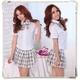 コスプレ 蝶リボンのスクール 学生服 - 縮小画像1
