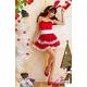 コスプレ 2011年新作 クリスマス☆サンタクロースコスプレセット/コスチューム/s006 - 縮小画像2