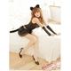 黒猫ちゃんコスチューム豪華5点セット/コスプレ/f116 - 縮小画像4