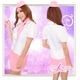 コスプレ ピンク/キャップ付純情派キャビンコスプレ 婦人警官 5374 - 縮小画像2