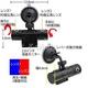 広角90度左右2レンズ&暗視HDドライブレコーダー - 縮小画像2